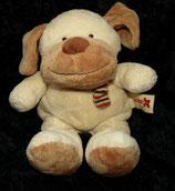 Nicotoy / Baby Club Hund mit Schal