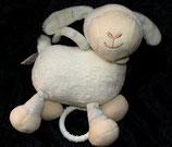 FEHN /Topomini Spieluhr Schaf / Lamm stehend