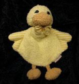 Sterntaler Schmusetuch Ente / Vogel  Frottee  klein