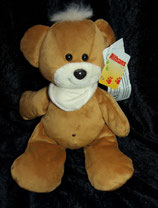 Althans Club Kuscheltier Teddy Floppy braun NEU