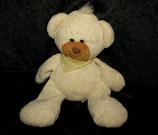 Althans Club Kuscheltier Teddy Floppy beige / hell alte Version