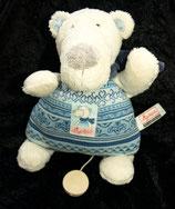 SIGIKID Spieluhr Paolo Eisbär / Bär