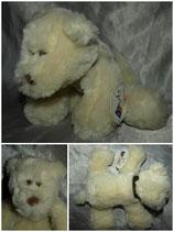 HEUNEC liegender Bär / Eisbär / Hund  NEU