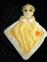 Nicotoy / Baby Club Disney Schmusetuch Löwe Simba