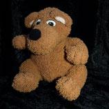 """"""" Mauseschlau und Bärensark """"  der Teddy zum Spiel"""