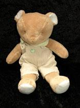 Noukie's / Noukies Teddybär / Teddy mit Latzhose
