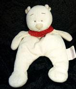 Noukie's / Noukies TON TON Bär  / Teddybär Halstuch rot