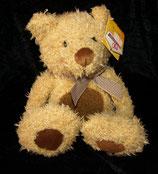 Althans Club Kuscheltier Teddy mit  Schleife um den Hals