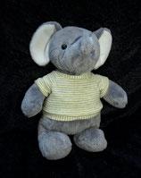 Nicotoy / Baby Club Elefant  mit T-shirt