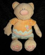 NATTOU / Jollymex  Teddy / Bär 25 cm Hose & Pulli