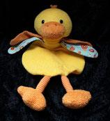 Sterntaler Schmusetuch Ente / Vogel  Gustav  Babyplüsch 30 cm