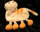 Sterntaler Schmusetuch Tiger / Katze