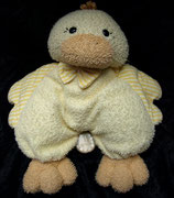 Sterntaler Spieluhr  Ente / Vogel  Frottee   *RAR*