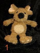 2 x Happy Horse Maus / Mäuschen  22 cm  1998 & 2002