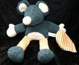 Simba Baby Maus mit Schmusetuch Kuscheltier