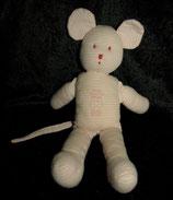 Petit Bateau Teddy / Bär  rosa  Streifen