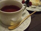 シパンゴコーヒースプーン5本組(ご自宅用簡易包装) 金メッキ仕上げ18‐8ステンレス製
