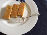 ラセール ミニケーキサーバー1本 ステンレス製銀メッキ仕上げ