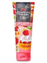 Bodycreme Strawberry Pound Cake 226g