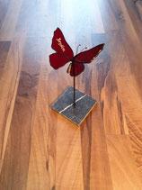 Gepersonaliseerde staande vlinder