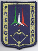 Frecce tricolori Patch scudo con arco