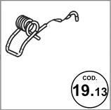Pezzi di Ricambio: (19.13) Molla Grilletto per Beretta APX C90544