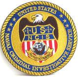 Patch NCIS della marina degli Stati Uniti