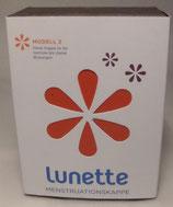 Menstruationskappe, Lunette