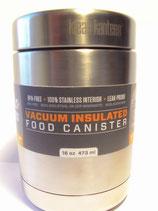 Edelstahlbehälter, vakuumisoliert & auslaufsicher, 473 ml