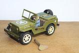 Jeep aus Blech