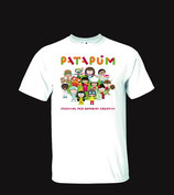 Maglietta bambini Patapum Festival