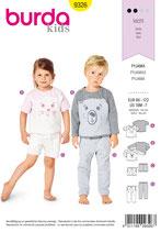 Burda - 9326 Pyjama
