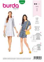Burda - 6208 Kleid
