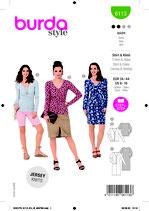 Burda - 6113 Shirt/Kleid