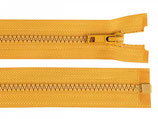 Teilbarer Reißverschluss für Jacken - 0,30m - Kantiger Zipper
