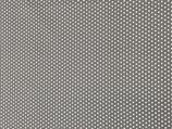 Popeline Ministerne - grau/weiß -. Baumwolle -V174