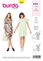 Burda - 6224 Kleid