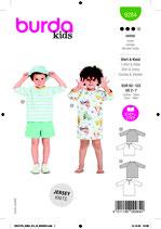 Burda - 9284 Shirt & Kleid