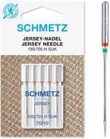 Schmetz - Nähmaschinen-Nadeln Jersey - 130/705 H SUK - 80/12