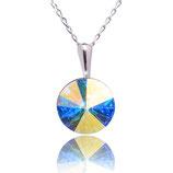 Marea Crystal - Kette - Aurore Boreale Kristall