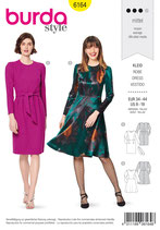 Burda - 6164 Kleid