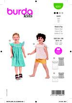 Burda - 9281 Kleid & Top