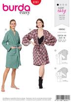 Burda - 6161 Kimono