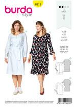 Burda - 6215 Kleid