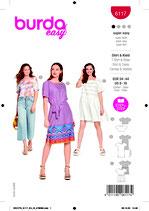 Burda - 6117 Shirt/Kleid