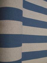Blau-Weiß Streifen