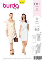 Burda - 6220 Kleid