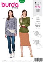 Burda - 6171 Shirt