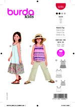Burda - 9280 Kleid & Top