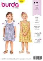 Burda - 9320 Kleid